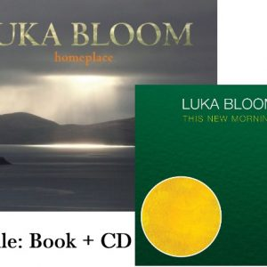 Bundle 1: Homeplace (Book)   This New Morning (CD)