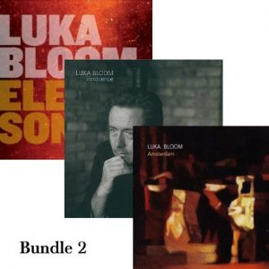 Bundle 2: Innocence   Amsterdam   Eleven Songs (3 x CD)