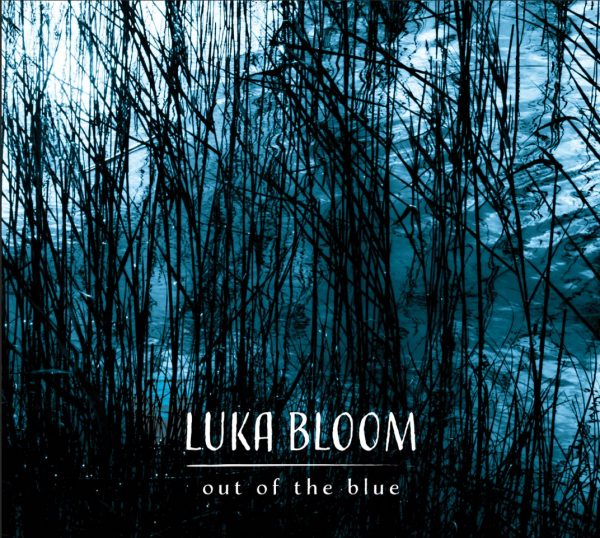 Luka Bloom - Out of the Blue - album cover