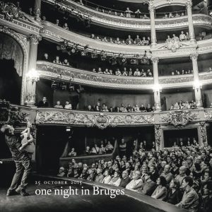 ONE NIGHT IN BRUGES (BOOK)